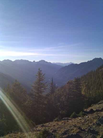 Summit of Sulphur Mountain in Banff 3
