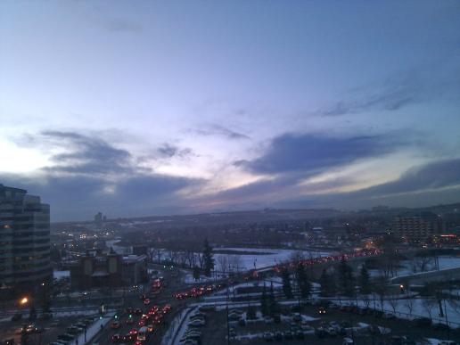 West Calgary View