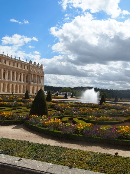 Gardens at Versailles, September 2012