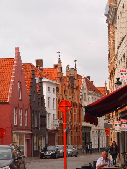 Bruges, Belgium. September 2012